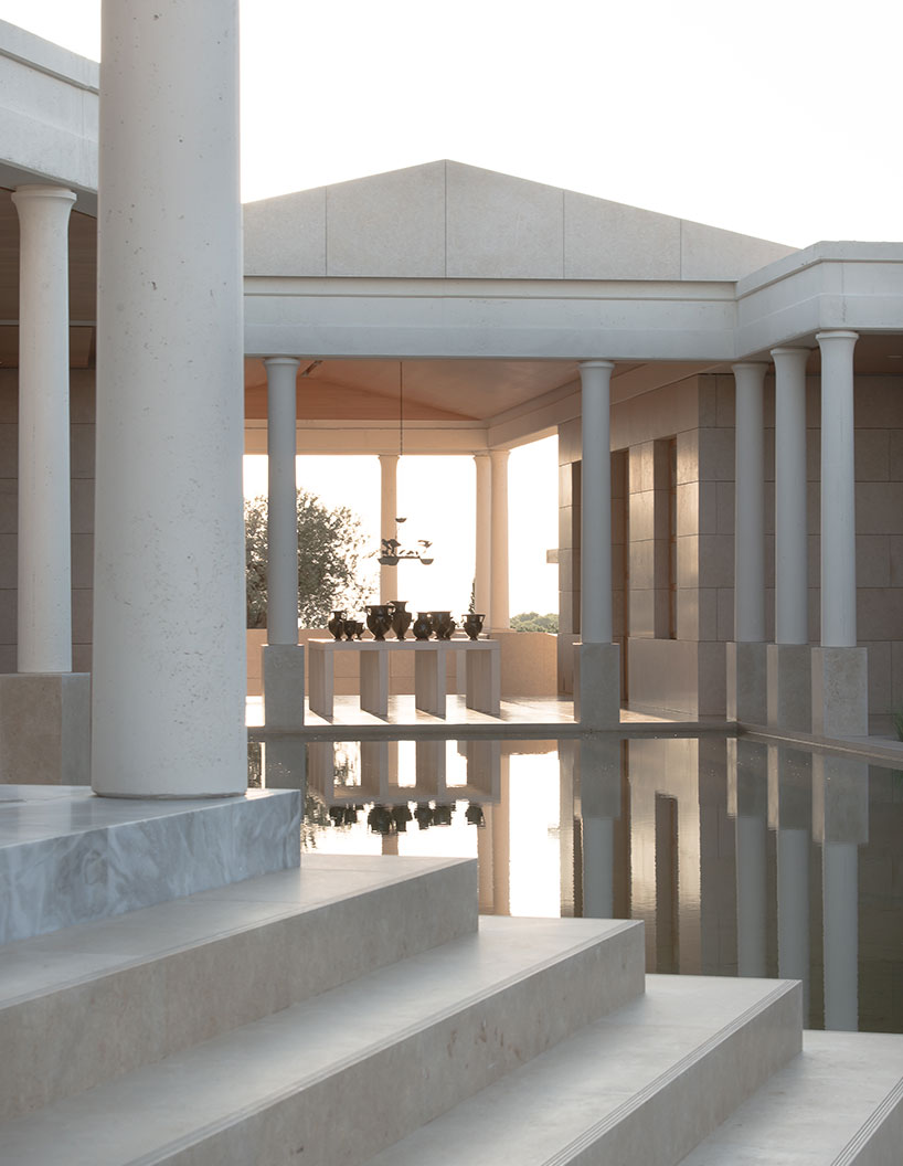 Amanzoe Residences, Inspired By Traditional Greek Architecture 11