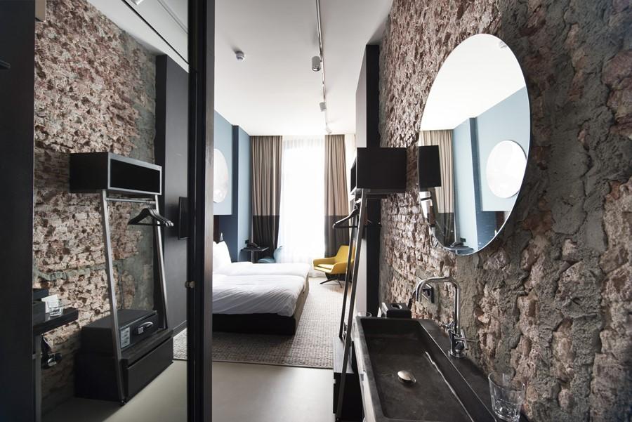 Boutique hotel, Amsterdam by Jeroen de Nijs 03