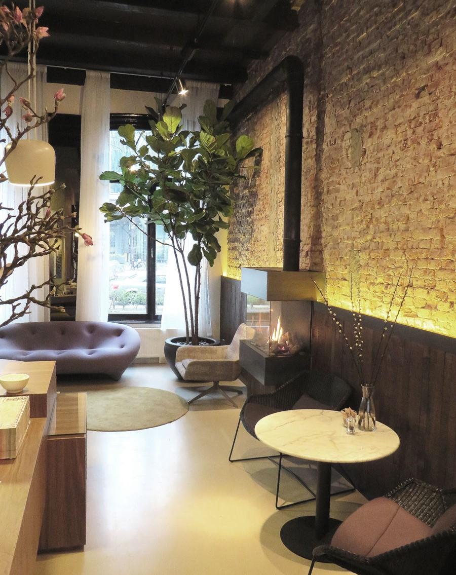 Boutique hotel, Amsterdam by Jeroen de Nijs 09