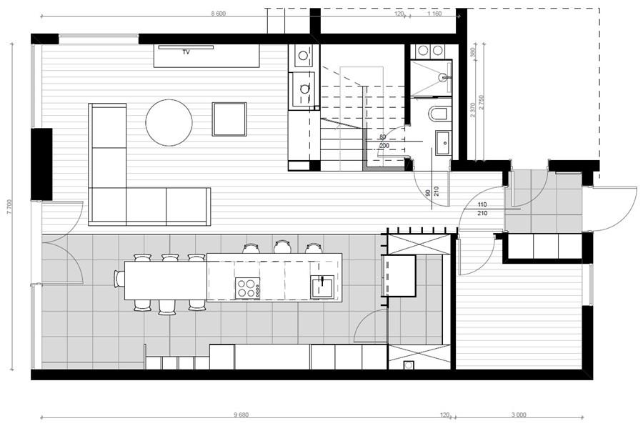 House in Sierosław by modelina 14