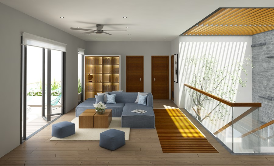 Thu Duc Villa by Green Idea Architecture 22