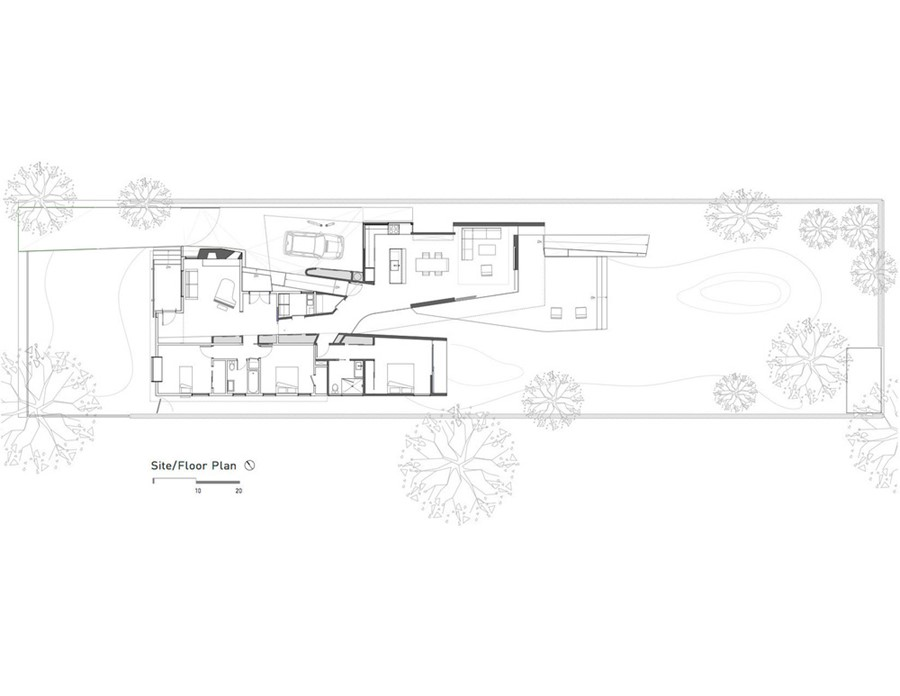 Bal House by Terry & Terry Architecture 13
