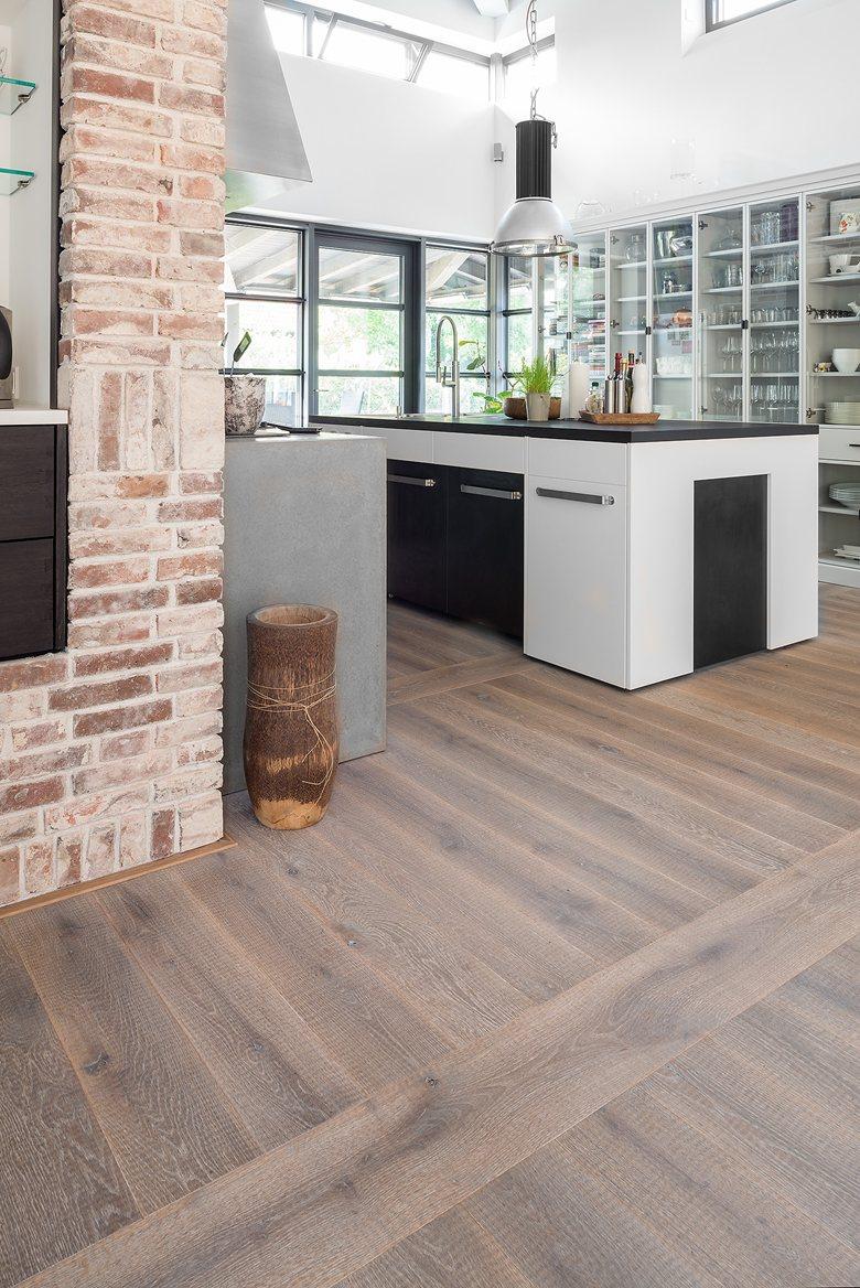 Beautiful Dennebos engineered oak in Ladderpattern by Dennebos Flooring 02