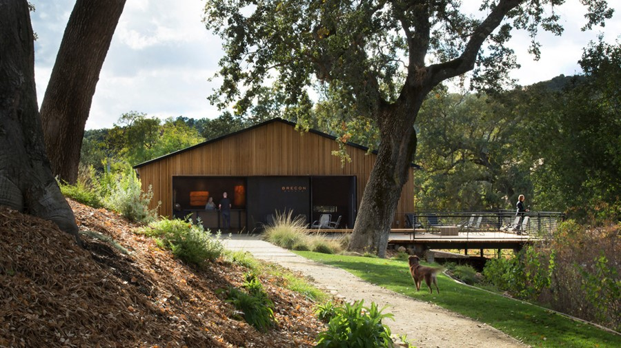 Brecon Estate Winery by Aidlin Darling Design 06