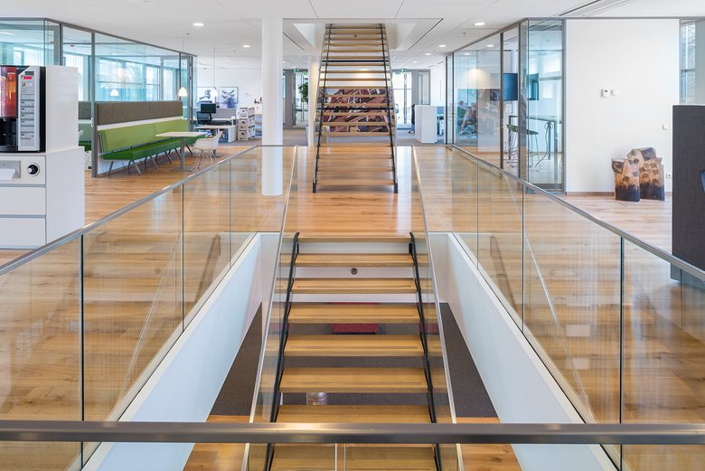 Breeam project City Hall of Leidschendam-Voorburg by Dennebos Flooring 01