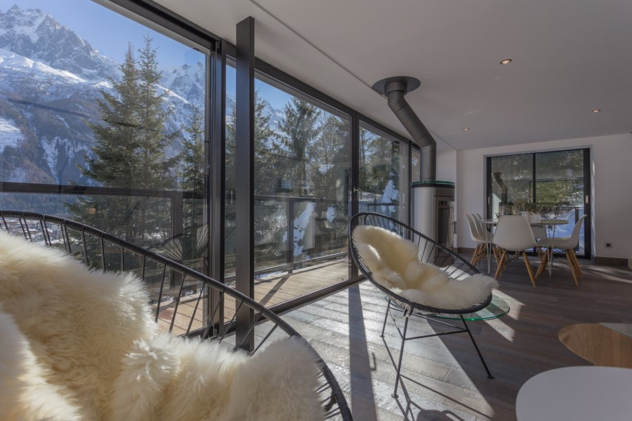 Chalet 'Dag' by Chevallier Architectes 07