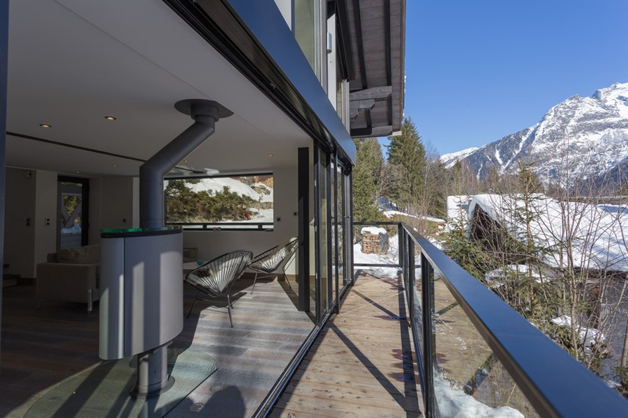 Chalet 'Dag' by Chevallier Architectes 08