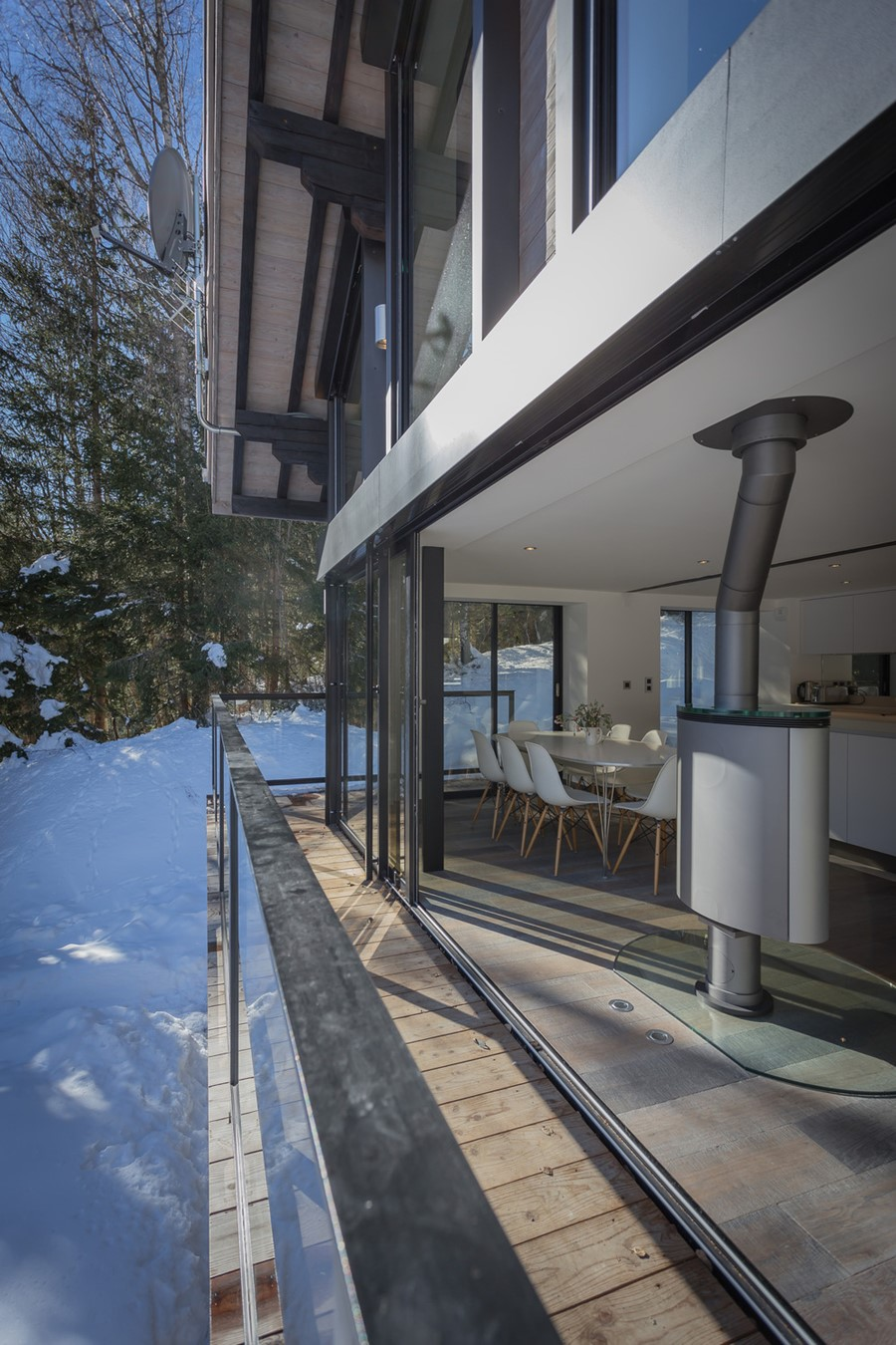 Chalet 'Dag' by Chevallier Architectes 20