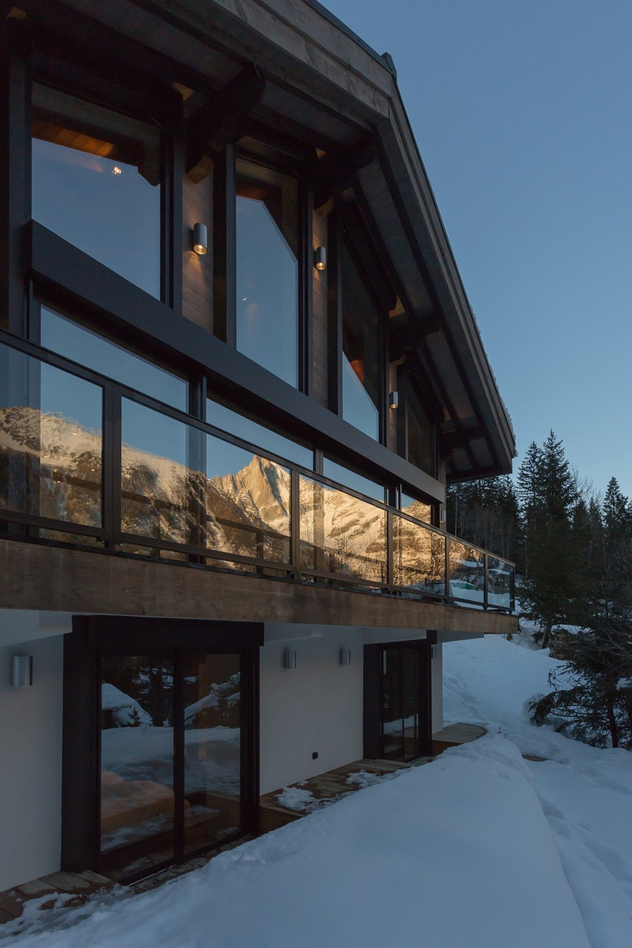 Chalet 'Dag' by Chevallier Architectes 24