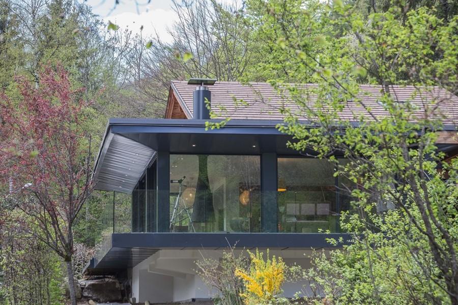 Chalet SOLEYÂ by Chevallier Architectes 24