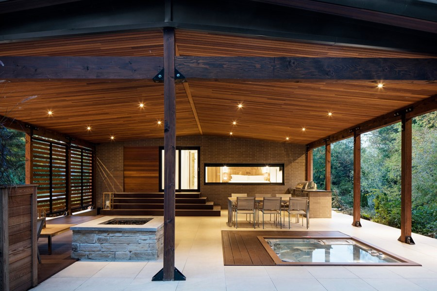 Du Tour Residence by Architecture Open Form 02