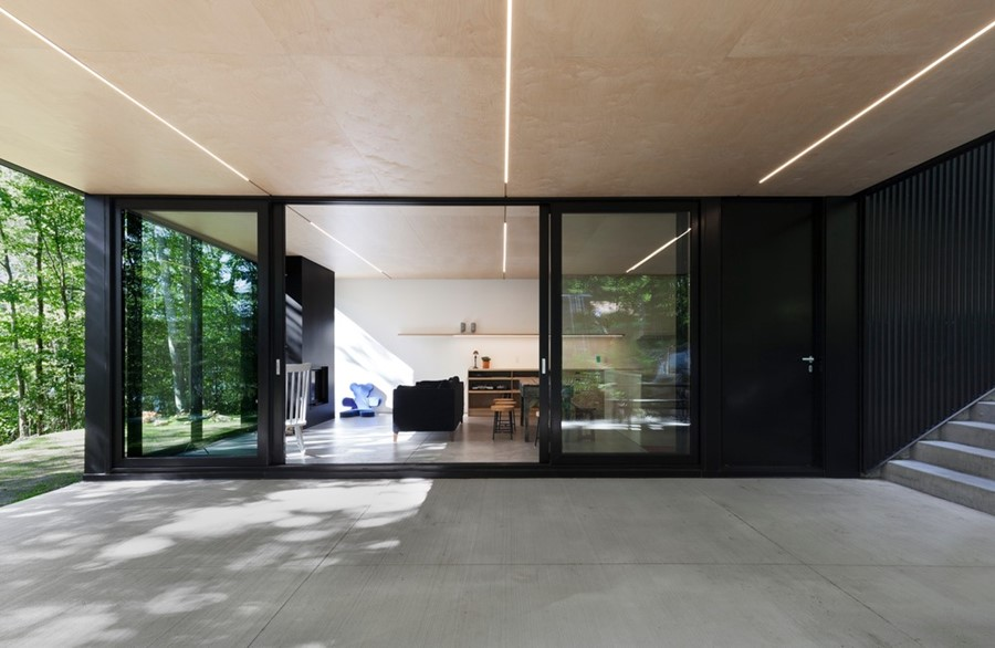 FAHOUSE by Jean Verville architecte 04