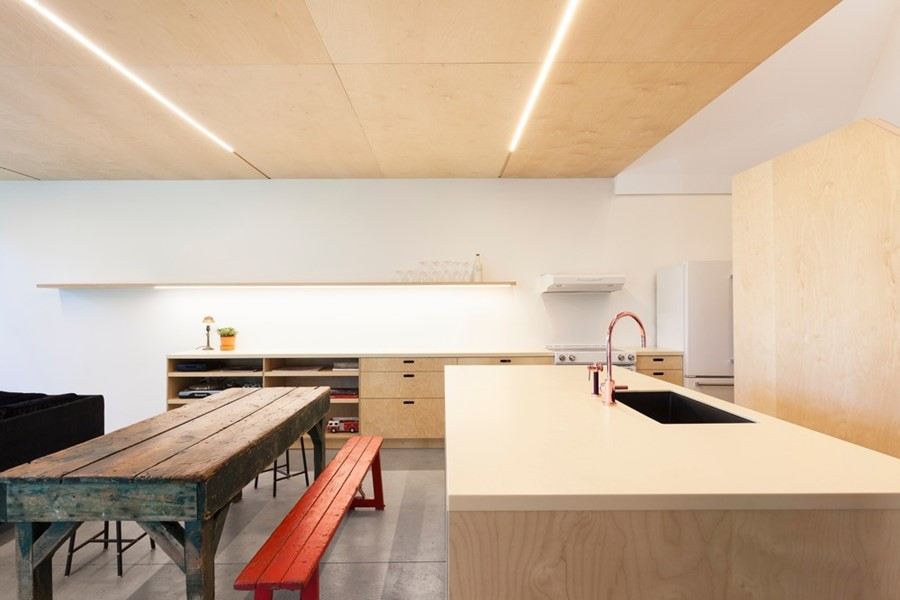 FAHOUSE by Jean Verville architecte 06