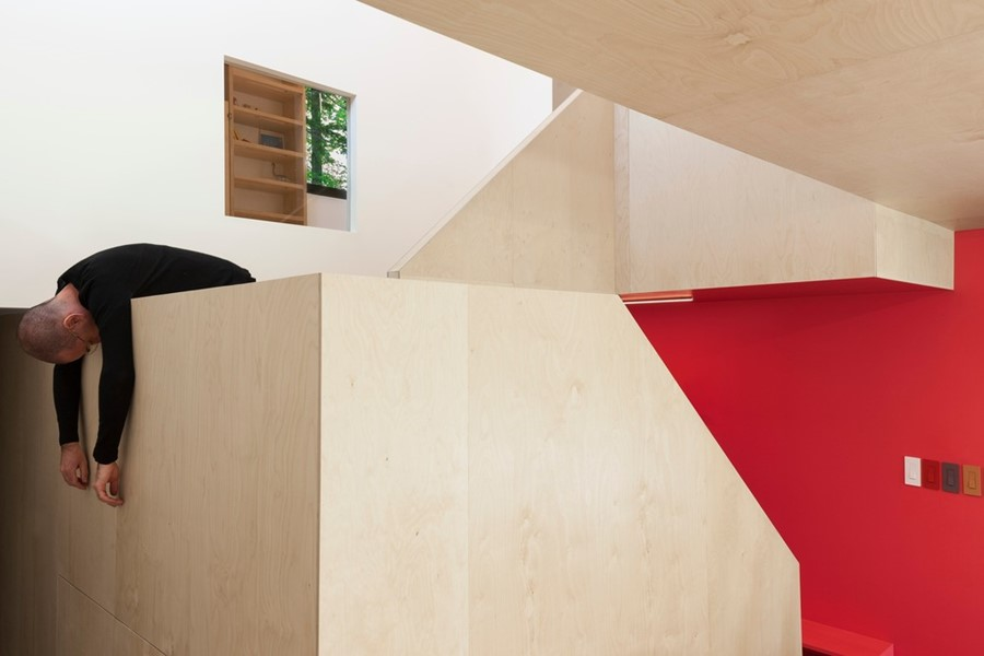 FAHOUSE by Jean Verville architecte 09