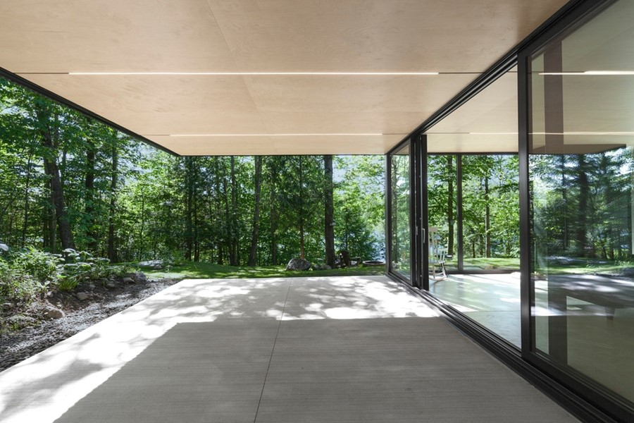 FAHOUSE by Jean Verville architecte 15