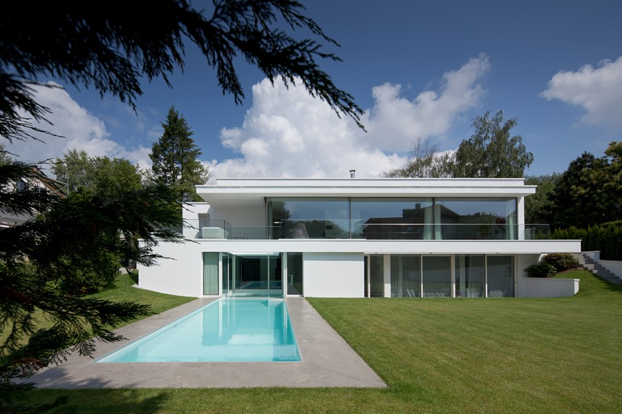 House von stein by philipp architekten myhouseidea - Philipp architekten ...