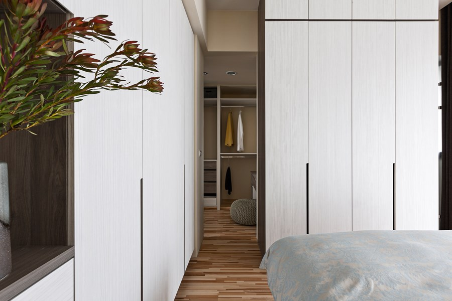 Japanese living in Taiwan by HOZO interior design 26