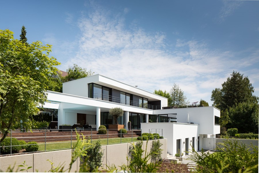 Villa scheller by philipp architekten myhouseidea - Philipp architekten ...