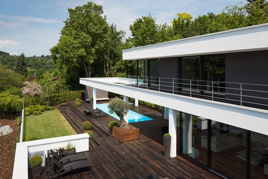 Villa Scheller by Philipp Architekten 02