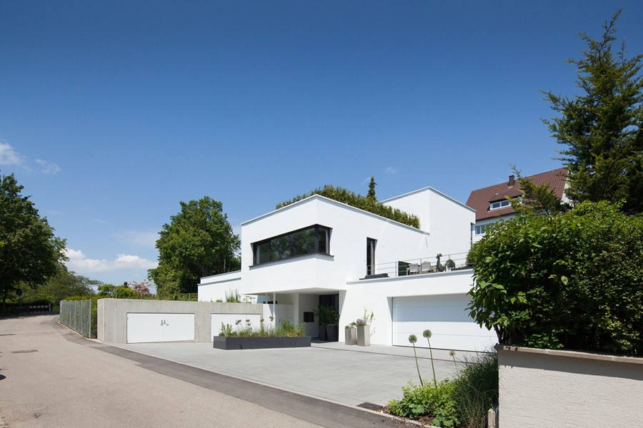 Villa Scheller by Philipp Architekten 16