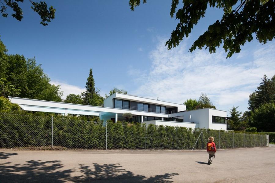 Villa Scheller by Philipp Architekten 17