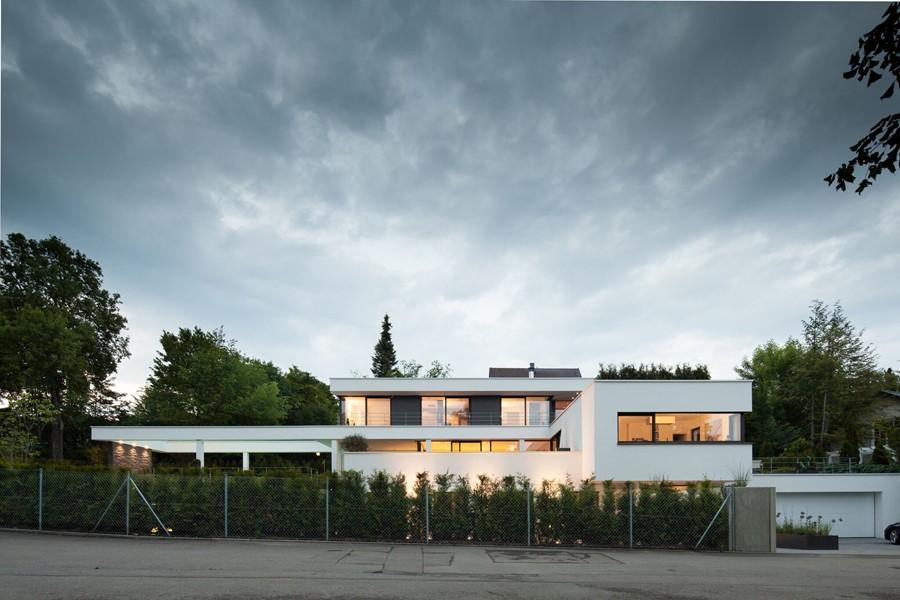 Villa Scheller by Philipp Architekten 18