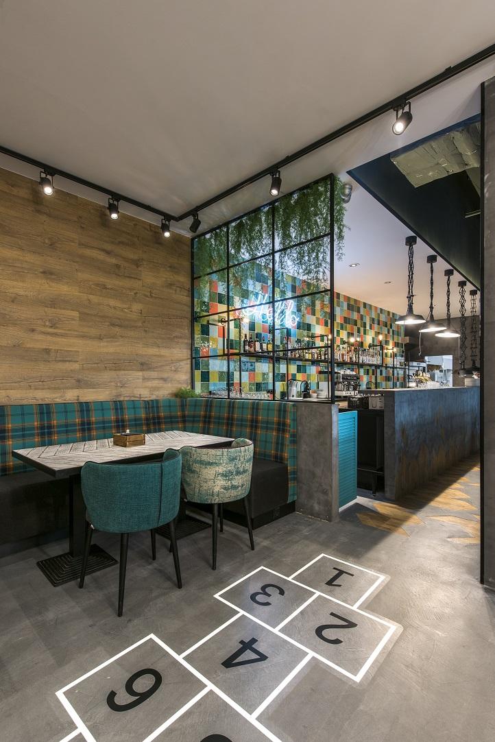 Charlie pizza restaurant by in arch myhouseidea