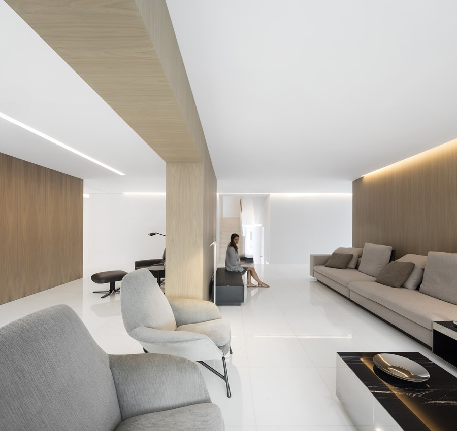 House between the pine forest by Fran Silvestre Arquitectos 23