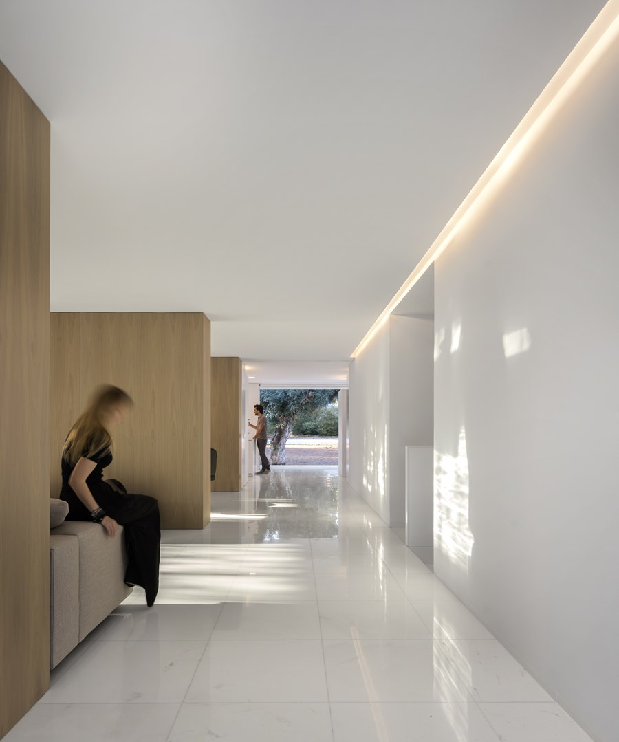 House between the pine forest by Fran Silvestre Arquitectos 38