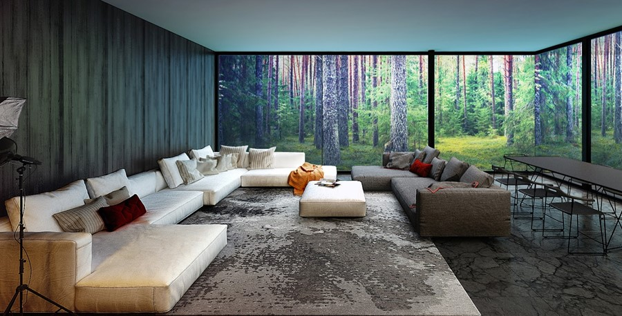 House In The Woods Part - 43: ... House-in-the-woods-by-alexanderzhidkov-09 ...