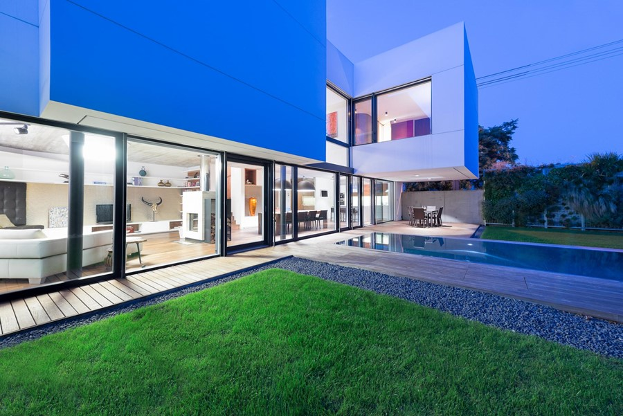 White Cubes House by at26 03