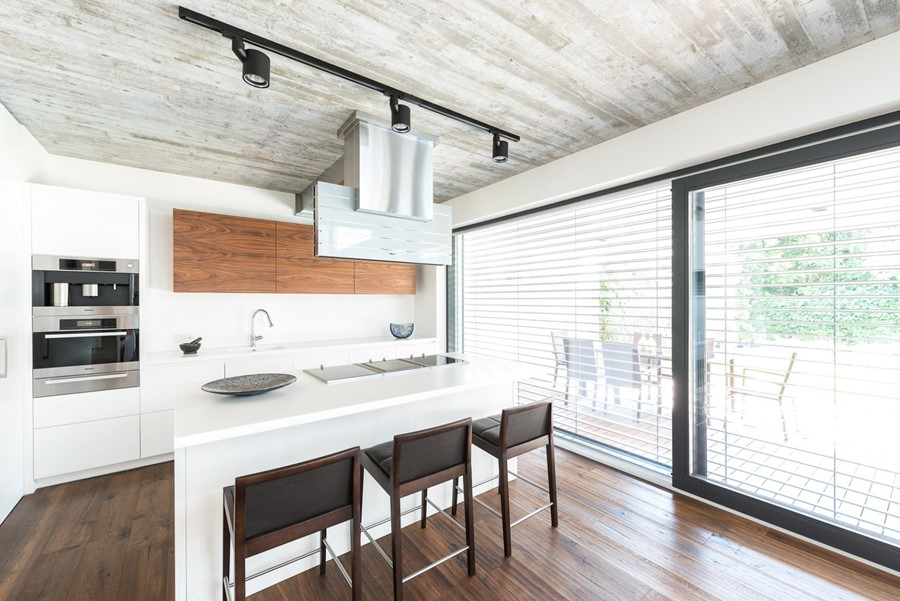 White Cubes House by at26 10
