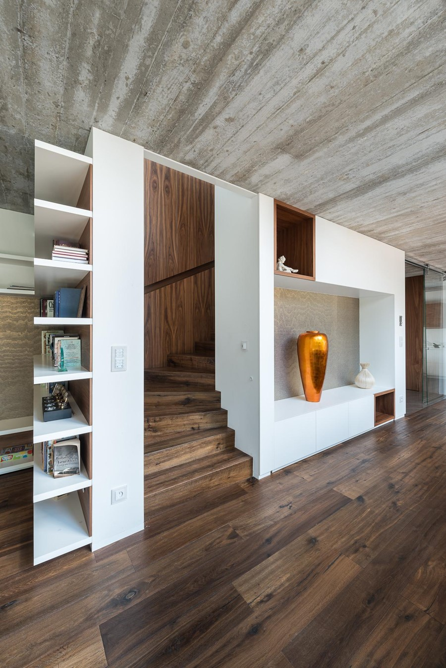White Cubes House by at26 16