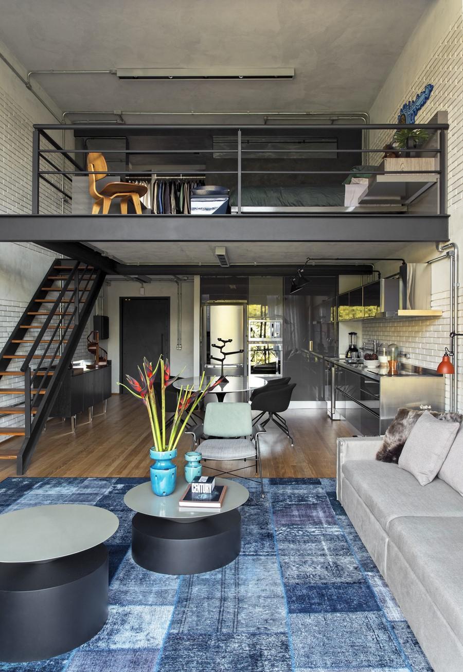 Industrial loft ii by diego revollo 11 myhouseidea - Loft and roomers ...