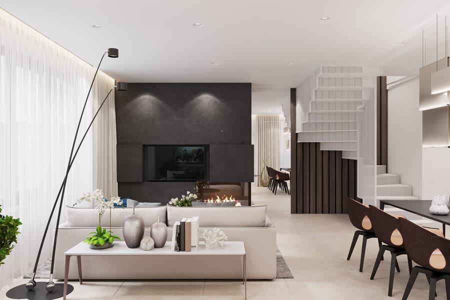 Modern Interior Design By Shamsudin Kerimov Myhouseidea