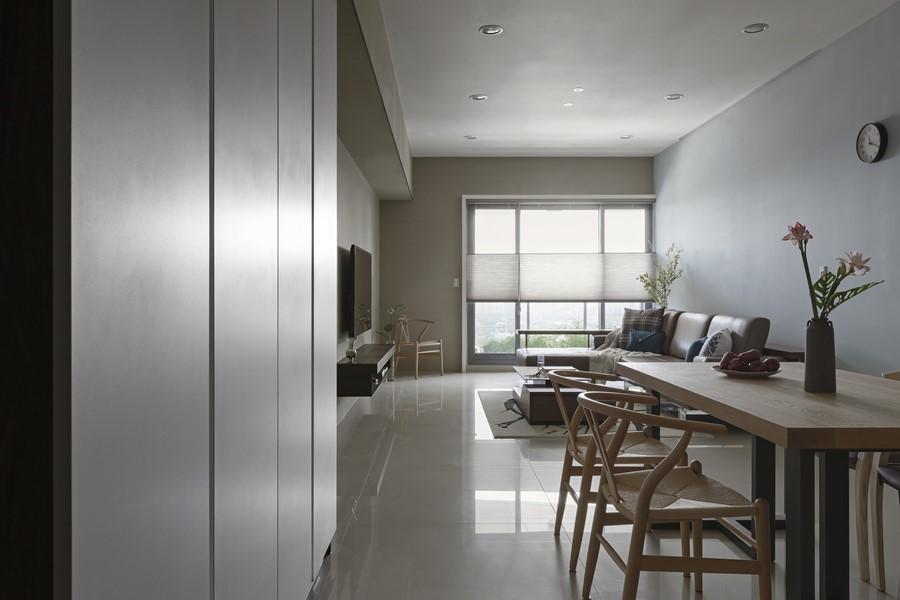 No Design Effect Design In Taiwan By HOZO Interior Design