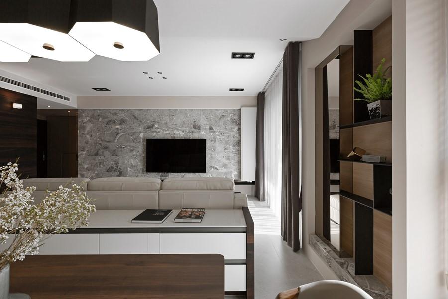 Sweet Wedding House In Taiwan By HOZO Interior Design