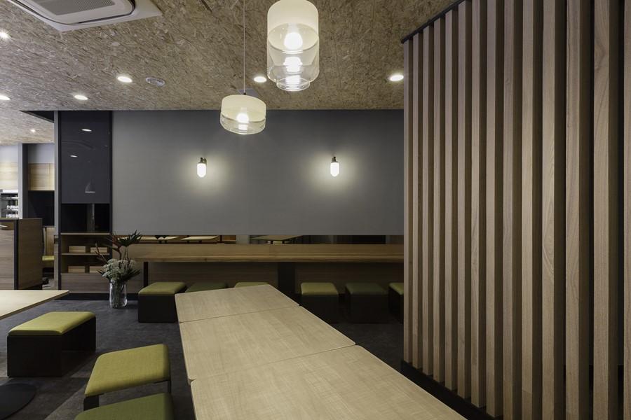 Taiwan Zhubei A Long Table By HOZO Interior Design