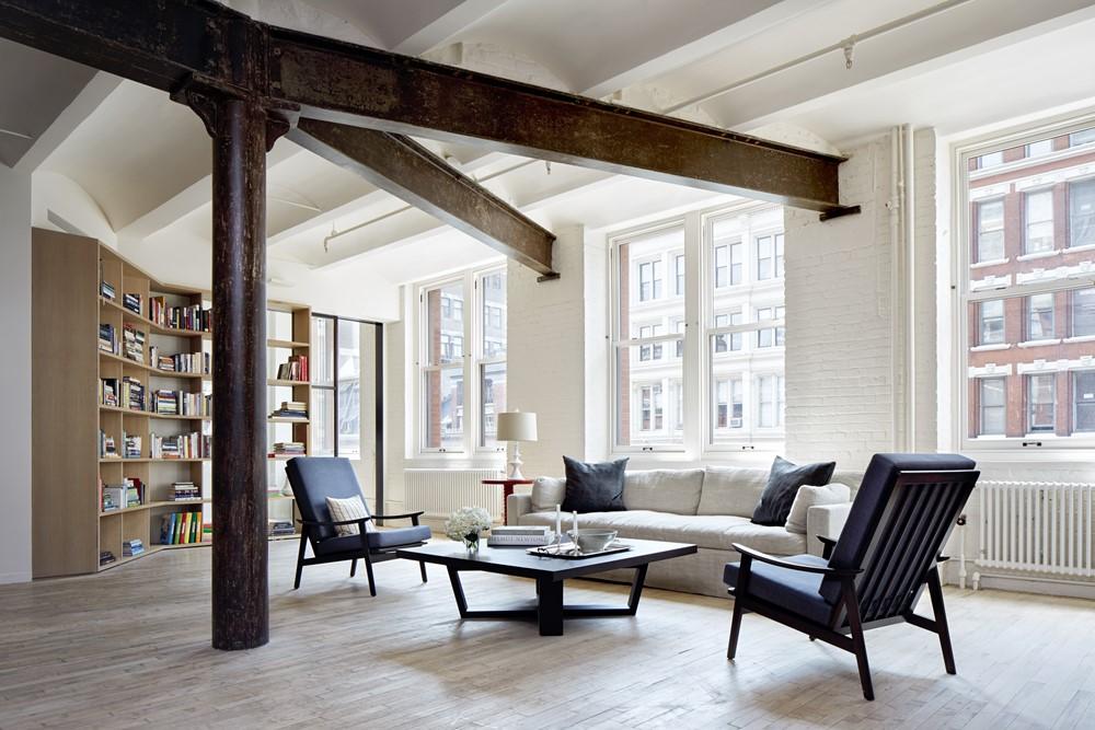 Lafayette loft by lang architecture myhouseidea for Interior design lafayette la