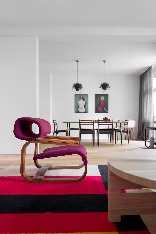 apartment on an avenueloft kolasiński - myhouseidea