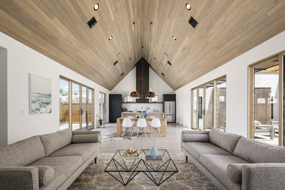 Canal House is a new build home