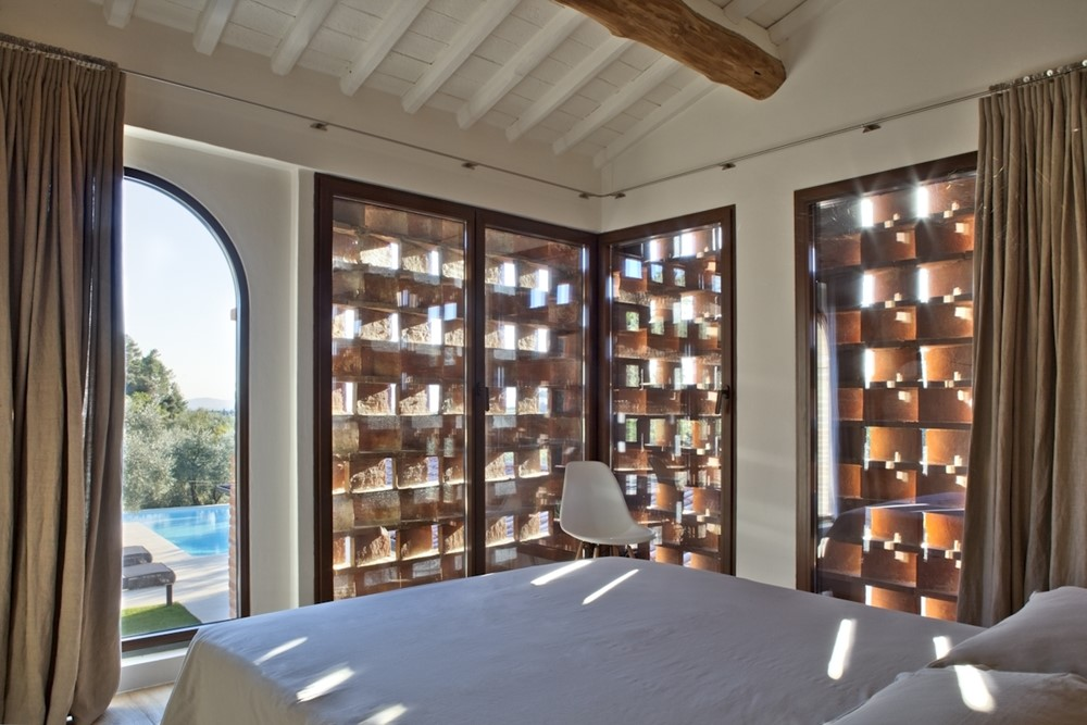 The Buildings Are Integrated In The Countryside Of Lucca And Maintain Its  Typical Characteristics. Specifically, The Buildings Are Located In A Hilly  ...