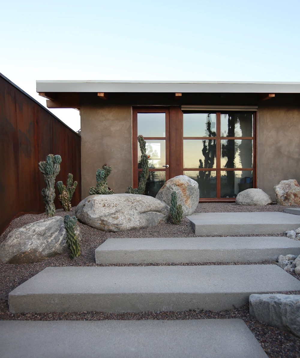 Palm Canyon Apartments: Chino Canyon House By Hundred Mile House