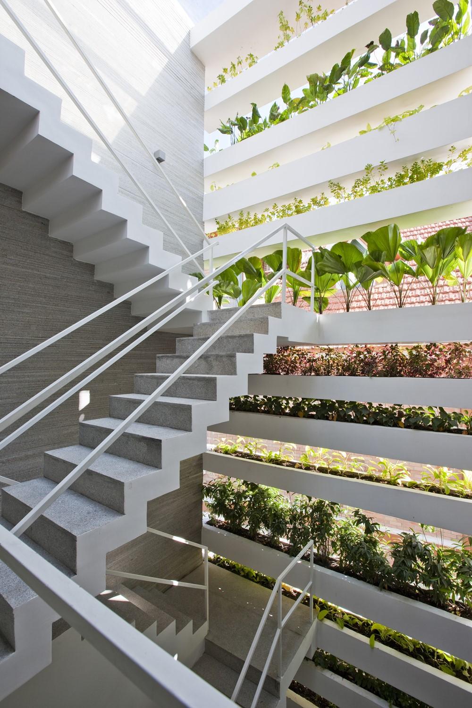 Stacking Green By VTN Architects MyHouseIdea Gorgeous Stacking Green Vo Trong Nghia Daisuke Sanuki Shunri Nishizawa