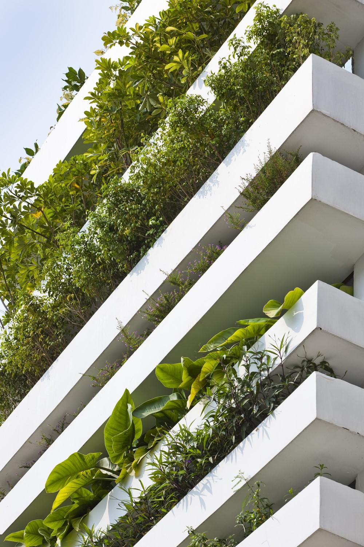 Stacking Green By VTN Architects MyHouseIdea Fascinating Stacking Green Vo Trong Nghia Daisuke Sanuki Shunri Nishizawa
