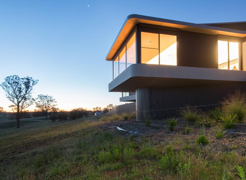 High Country House by Luigi Rosselli - MyHouseIdea