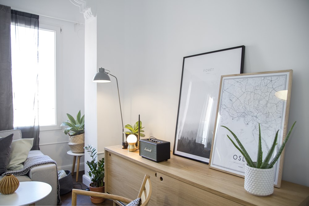 Quart apartment renovation by homelabdesign studio for 60m2 apartment design