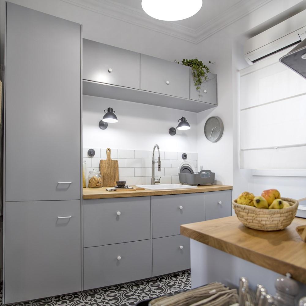 Quart Apartment Renovation By Homelabdesign Studio