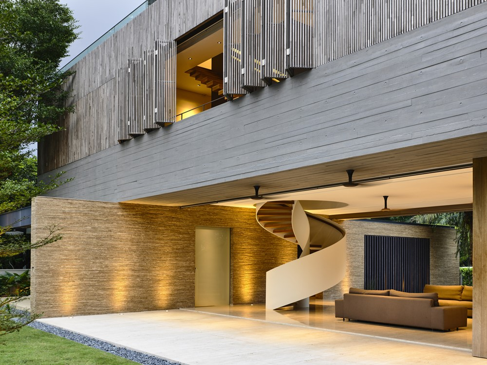 BT House Is A Project Designed By ONGu0026ONG Pte Ltd And Is Located In  Singapore. An Elegant Bespoke Home, BT House Perpetuates A Renowned Design  Philosophy ...