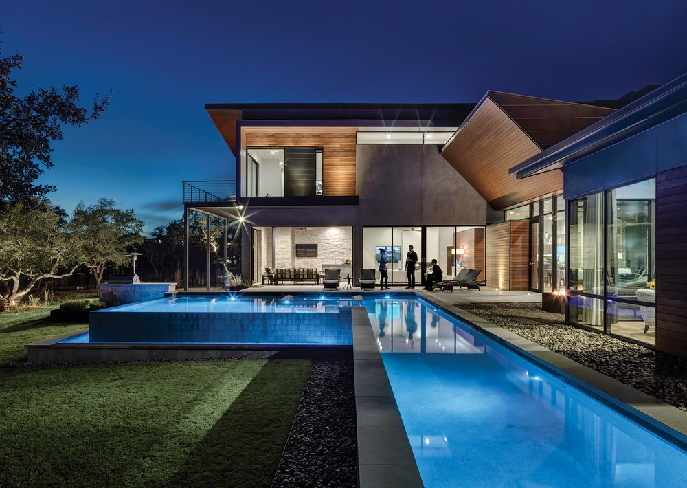 ControlShift House by MF Architecture